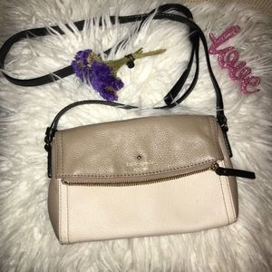 Kate Spade leather Polly convertible crossbody